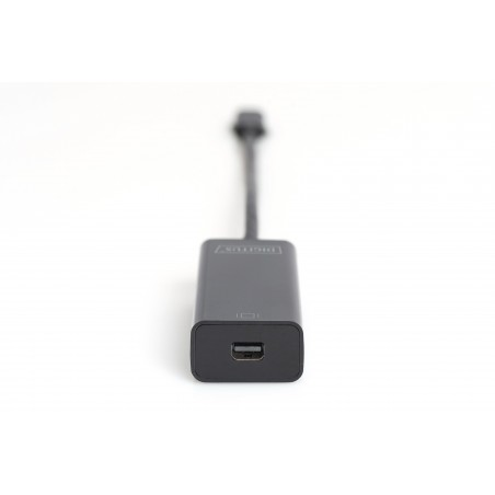ADATTATORE USB TYPE-C. 4K MINI DISPLAYPORT DIGITUS