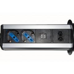 MINI LETTORE MP3 8GB DISPLAY LED MP3/WMA RADIO FM BLACK