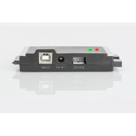 ADATTATORE DA USB 2.0 A IDE E SATA