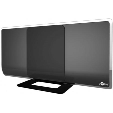 ANTENNA ATTIVA DVB-T CON FILTRO LTE/4G 20/16DB