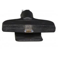 CAVO MICRO USB FLESSIBILE MODELLABILE 65 CM PER SUPPORTO SMARTPHONE