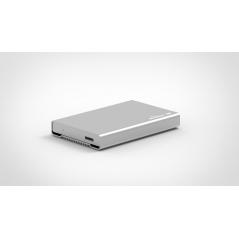 """BOX ESTERNO USB 3.0 PER HDD SATA 2,5"""" FINO A 12,5 MM DI SPESSORE"""