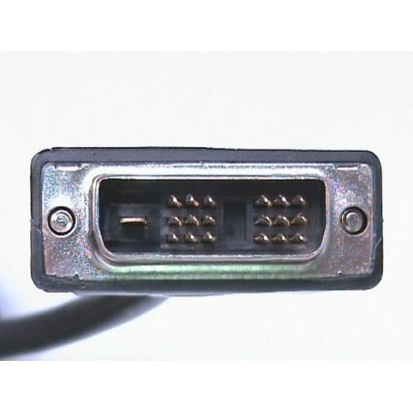 CAVO HDMI 19 POLI TIPO A MASCHIO - DVI-D 18+1 POLI MASCHIO MT. 10