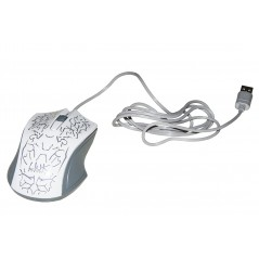 MOUSE GAMING USB ILLUMINATO 7 COLORI