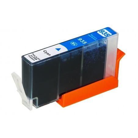 CARTUCCIA COMPATIBILE HP OFFICEJET PRO 6812,6815,6230,6830,6835 CIANO 935XL 28 ML.