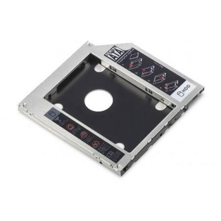 TELAIO DI INSTALLAZIONE PER CD/DVD/BLU-RAY SATA SU SATA III ALTEZZA 9,5MM