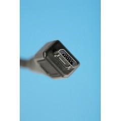 """CAVO DI CONNESSIONE MICRO USB """"B"""" - LUNGHEZZA MT. 3 SCHERMATO"""