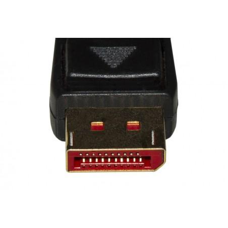 CAVO DISPLAYPORT 1.4 - HDMI 2.0 CONTATTI DORATI 4KX2K 60HZ 18GBPS HDR RGB 4:4:4 MT 1