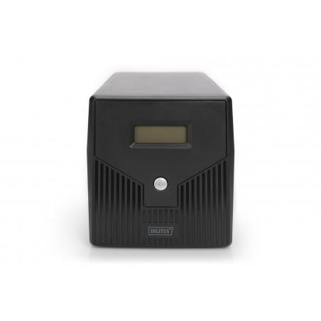 GRUPPO CONTINUITA' CON LCD LINE INTERACTIVE 1500 VA 900 WATT DIGITUS