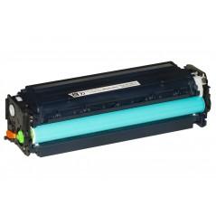 CARTUCCIA TONER COMPATIBILE HP LASERJET CC530A/CE410X/CF380X BK NERO