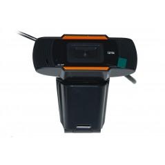 WEBCAM USB 2.0 720P CON MICROFONO