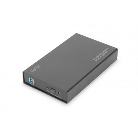 """BOX PER HDD/SSD 3,5"""" SATA 3 - USB 3.0"""