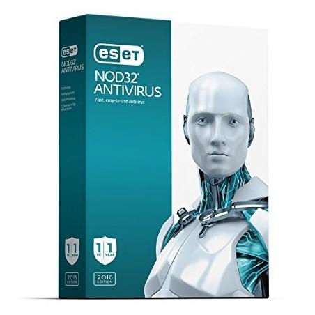 BOX NOD32 FULL 1 ANNO 2 UTENTI
