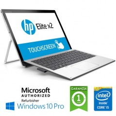"""NOTEBOOK RICONDIZIONATO HP ELITE X2 1013 G3 CORE I5-8250 16GB 256GB SSD 13"""" TOUCH IBRIDO (2 IN 1) WINDOWS 10 PROFESSIONAL"""