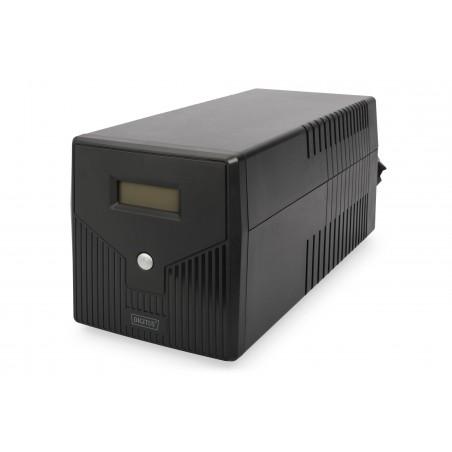 GRUPPO CONTINUITA' CON LCD LINE INTERACTIVE 2000 VA 1200 WATT DIGITUS