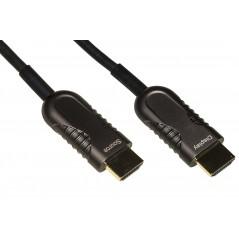 CAVO FIBRA OTTICA AOC HDMI 2.1, 8K@60HZ@ 48 GBPS MT 10