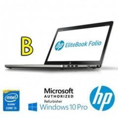 "(REFURBISHED) NOTEBOOK HP ELITEBOOK FOLIO 1040 G3 CORE I5-6300U 8GB 256GB SSD 14"" WINDOWS 10 PROFESSIONAL [GRADE B]"