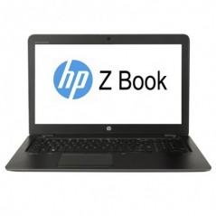 """NOTEBOOK RICONDIZIONATO WORKSTATION HP ZBOOK 15 G3 CORE I7-6700HQ 16GB 512GB SSD 15.6"""" NVIDIA QUADRO M1000M 2GB WINDOWS 10"""