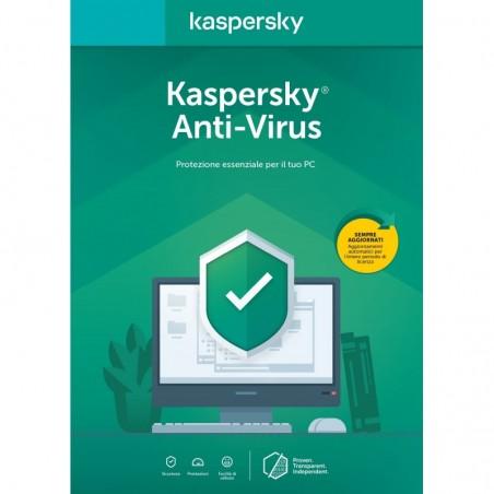 KASPERSKY ANTIVIRUS 3 USER PRO
