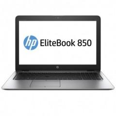 "PC NOTEBOOK PORTATILE RICONDIZIONATO HP ELITEBOOK 850 G3 I7-6600U 2.6GHZ 8GB RAM 256GB SSD 15.6"" WINDOWS 10 PROFESSIONAL"
