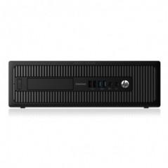 (REFURBISHED) PC HP ELITEDESK 800 G1 SFF CORE I5-4590 3.3GHZ 8GB 500GB WINDOWS 10 PROFESSIONAL