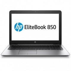 "(REFURBISHED) NOTEBOOK HP ELITEBOOK 850 G4 CORE I5-7300U 2.6GHZ 8GB 256GB SSD 15.6"" WINDOWS 10 PROFESSIONAL [GRADE B]"