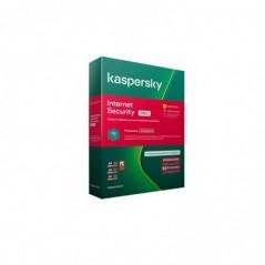 KASPERSKY LAB BOX INTERNET SECURITY PRO - 1 DISPOSITIVO ATTACH