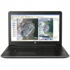 """(REFURBISHED) MOBILE WORKSTATION HP ZBOOK 15 G3 CORE I7-6700HQ 16GB 512GB SSD 15.6"""" QUADRO M1000M 2GB WIN. 10 PRO [GRADE"""