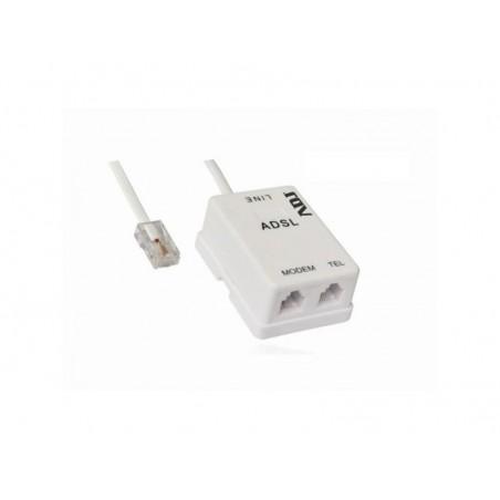 FILTRO ADSL SPLITTER RJ11 WH ITA VERSION ADJ