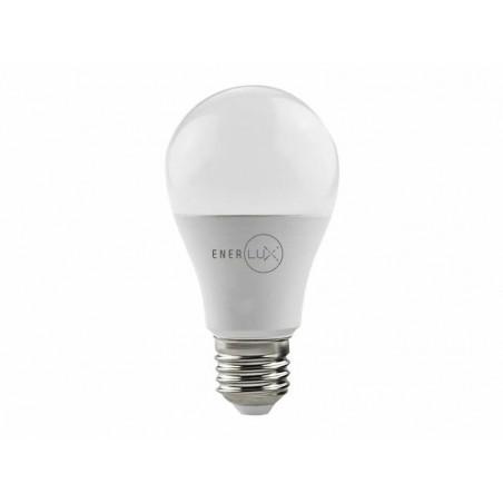LAMPADINA LED ENERLUX E27 6W 2800°,K LUCE CALDA LUMEN 450