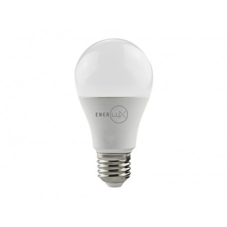 LAMPADINA LED ENERLUX E27 6W 6500°,K LUCE FREDDA LUMEN 450