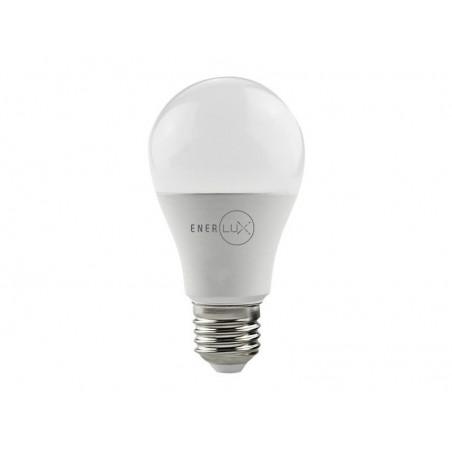 LAMPADINA LED ENERLUX E27 12W 2800°,K LUCE CALDA LUMEN 1050