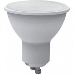 FARETTO LED SKYL GU10 5W 3000K 220V SMOOTH 100°, 450 LUMEN