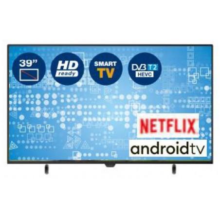 TV 39 INNO HIT LED DVBT2 SMART S2 HDMIX3/USB VGA ANDROID TV HOTEL MOD
