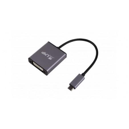 ADATTATORE USB-C TO DVI SPACEGR LMP TYPE C