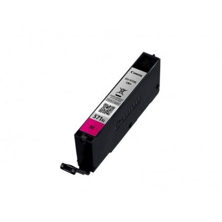 INK CANON CLI-571XL MAGENTA PER PIXMA MG5750/MG6850/MG7750