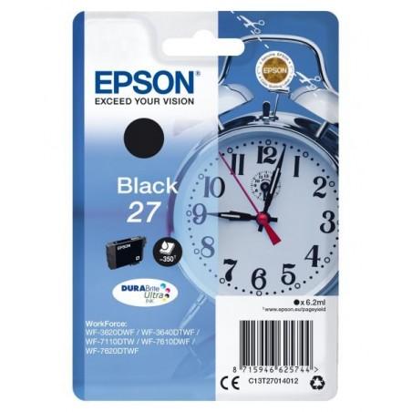 INK EPSON NERO PER WF-3620DWF 6,2ML