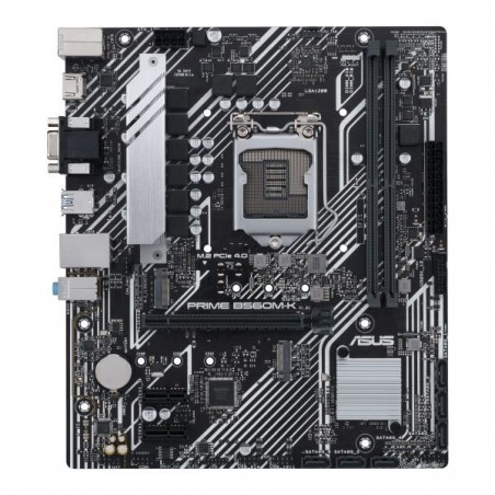 MB ASUS PRIME B560M-K S1200 2D4 6S3 M.2 GBL U3.2 VGA/HDMI MATX