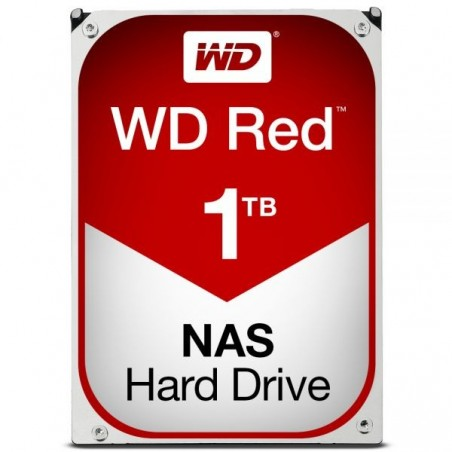 HD 3,5 1TB 54000RPM S64MB SATA3 RED WD RED NAS STORAGE