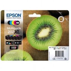 INK EPSON T02G7 MULTIPACK NERO+CLR PER EXPRESSION PREMIUM XP 6000/6005