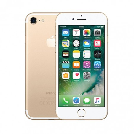 "(REFURBISHED) APPLE IPHONE 7 128GB GOLD A10 MN942CN/A 4.7"" ORO [GRADE B]"