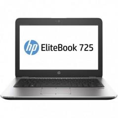 "(REFURBISHED) NOTEBOOK HP ELITEBOOK 725 G3 A10-8700B 1.8GHZ 8GB 256GB SSD 12.5"" WINDOWS 10 PROFESSIONAL"