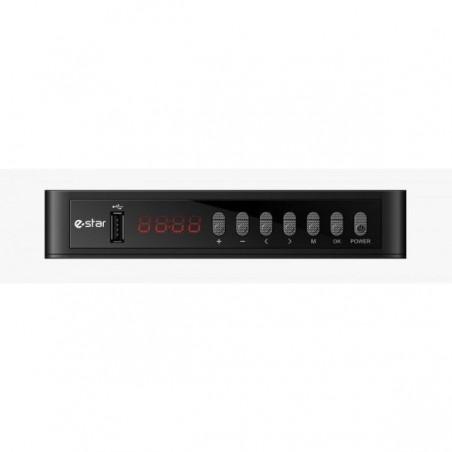 DECODER DVBT-2,ESTAR RJ45, HEVC MAIN 10, HD BONUS TV OK